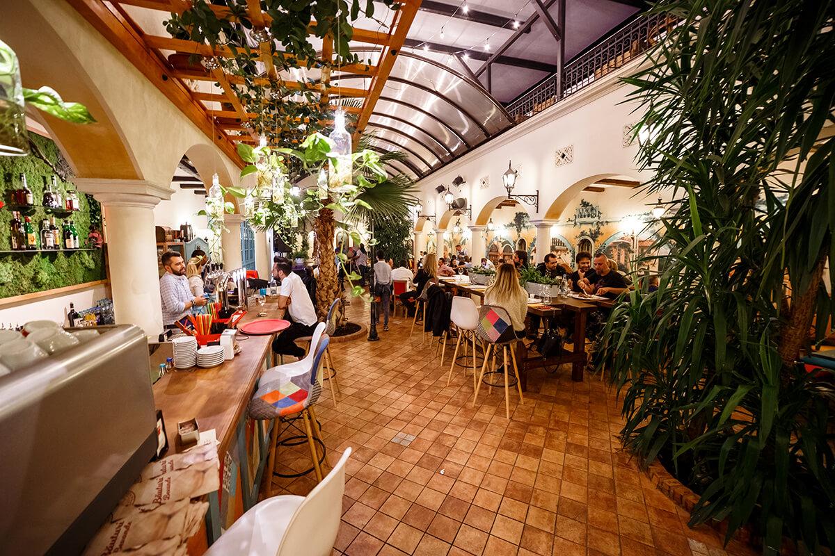 Locație restaurant București - Restaurant Sangri - Galletto Ristorante