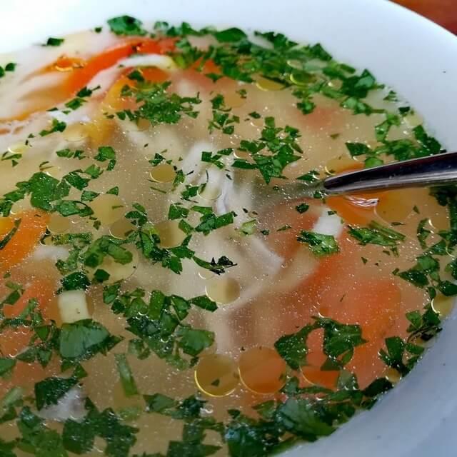 Supă se pui