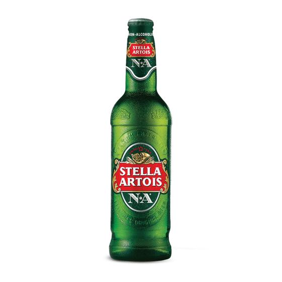 Stella Artois fara alcool 0,33L