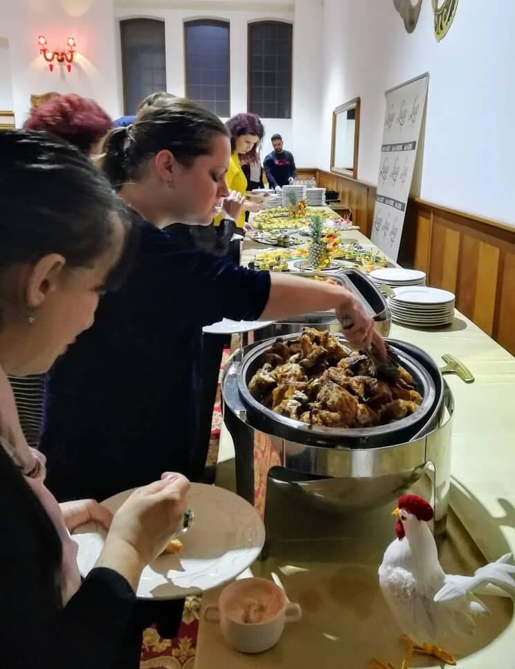 Galletto - catering evenimente București