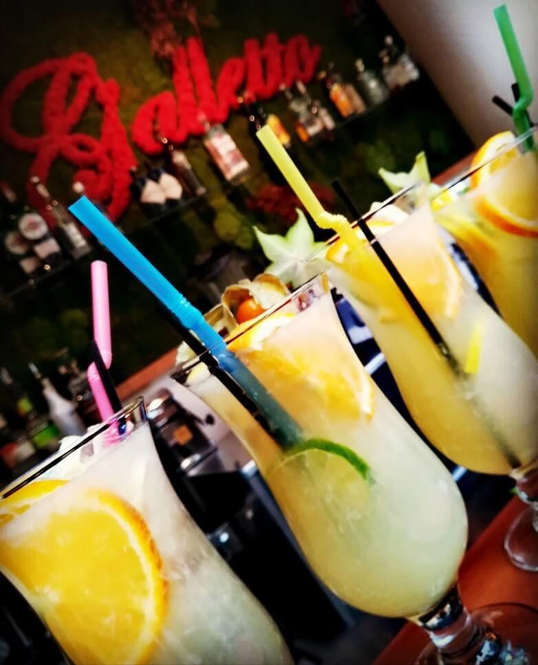 Limonadă - Meniu băuturi Restaurant Galletto - evenimente în familie