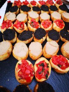 Bruschete - meniu restaurant petrecere - Galletto Ristorante