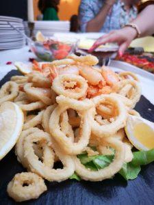 inele de ceapa - meniu restaurant Bucuresti