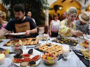 restaurant petrecere aniversara Bucuresti