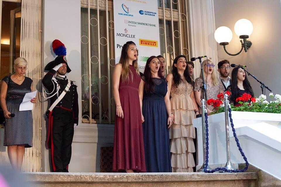 Cor - Festa della Repubblica Italiana 2018 - Galletto Ristorante partener