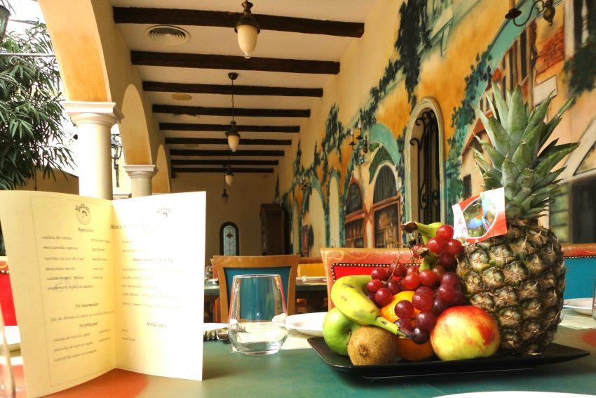 Meniu restaurant nunta centru Bucuresti